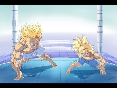Anime Training Motivation