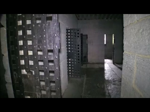 ABANDONED Old Greene County Jail! One of Tennessee's most Haunted Locations!