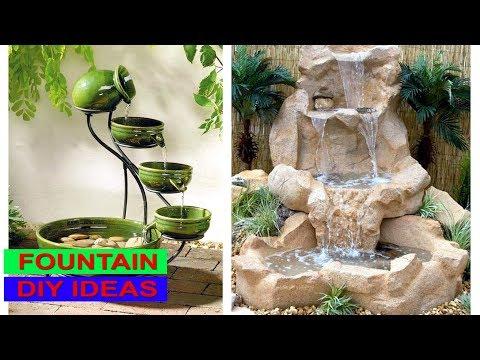 Fountain Design Creative Ideas - Amazing Fountain for Garden