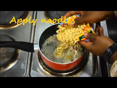 How to make Indomie Instant Noodles