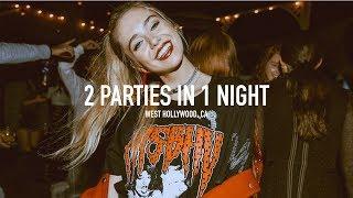 2 LIT PARTIES IN 1 NIGHT