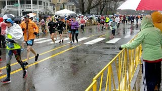 Boston Marathon LIVE Update