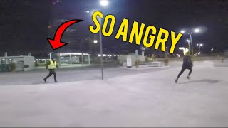 INSANE SECURITY ESCAPE IN ITALY!