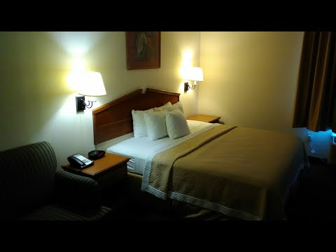 Days Inn Denver International Airport Hotel Room Review