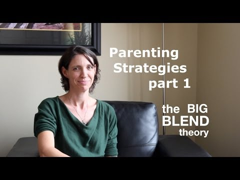 Parenting Strategies for Blended Families: Core Parenting pt 1 - the BIG BLEND theory 8