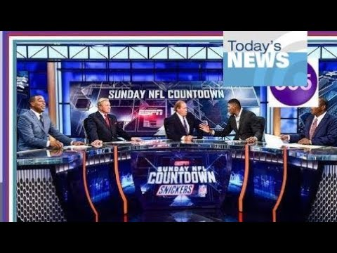 ESPN Anchors Have COMPLETE MELTDOWN After Seeing NFL Numbers | USA TODAY NEWS