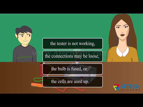 Class VIII 8th Science -Conductivity of liquids
