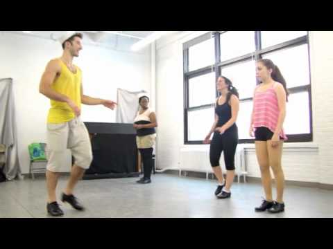 Broadway Spotted Boot Camp: Tap Dancing with Brandon Rubendall