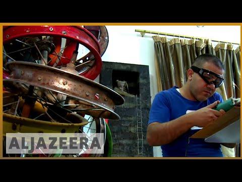 🇮🇶 How Iraqis are using art to speak truth to power | Al Jazeera