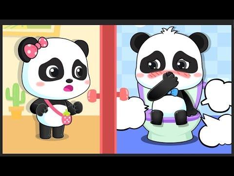 Xxx Mp4 Panda Bebé Se Tira El Pedo Maloliente Canción Infantil Hábitos Saludables BabyBus Español 3gp Sex