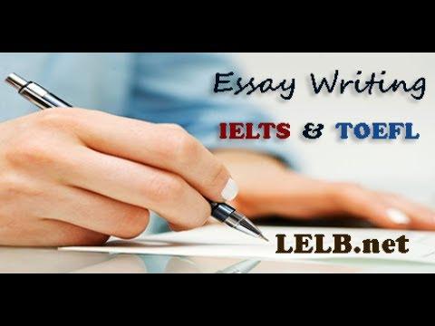 Essay Writing for IELTS on Public Transport - LELB Society