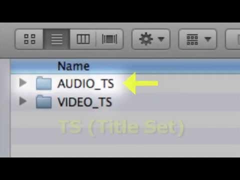 Audio_TS Folder