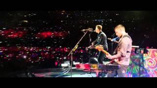 Hurts Like Heaven Coldplay Live 2012