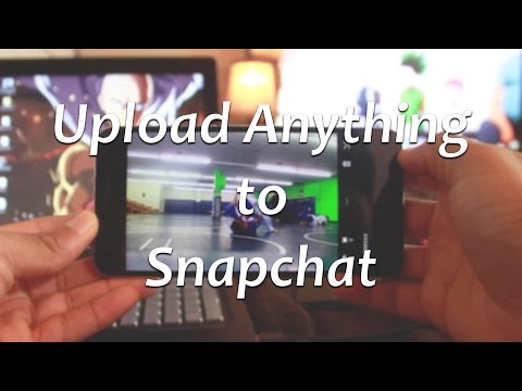 [How-To] Unlimited Captions & Share ANYTHING you want on Snapchat