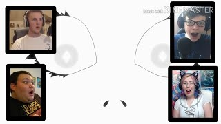 Youtubers React To White Diamond (Steven Universe)