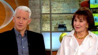 Anderson Cooper, Gloria Vanderbilt on family, loss and love