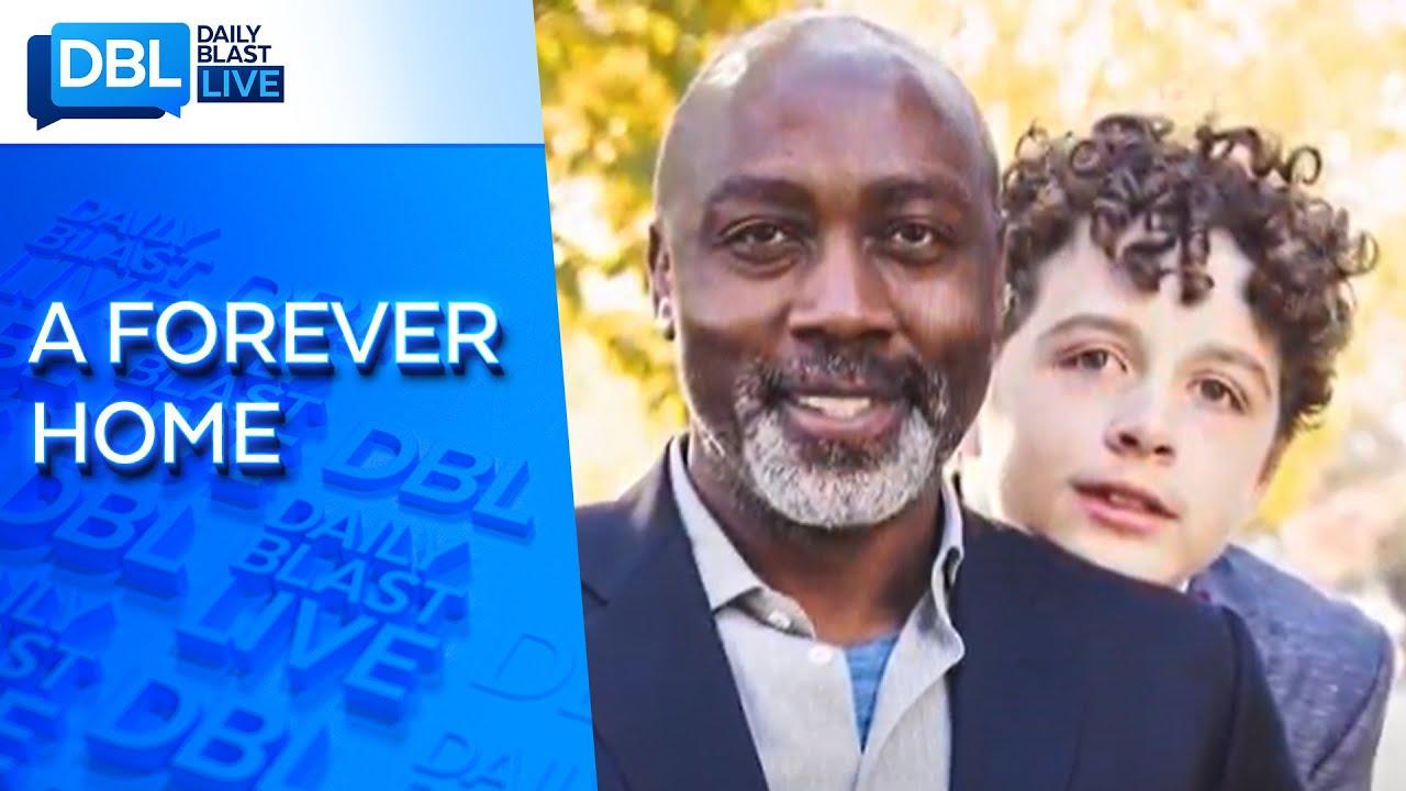 Single Dad Shares Inspiring Story of Adopting 13-Year-Old