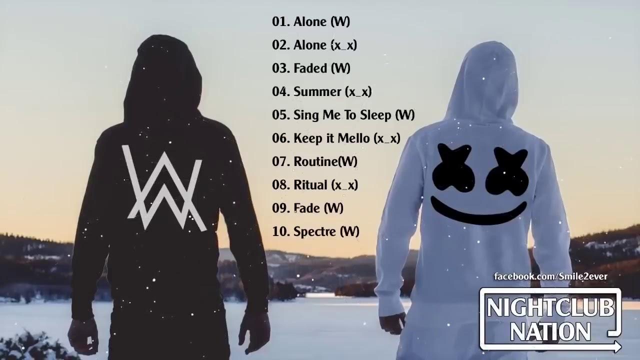 Best Mix Of Popular Songs Remix 2021 ♫ Alan Walker & Marshmello Mix 2021 ♫ EDM, Bass, Rap, Remixes