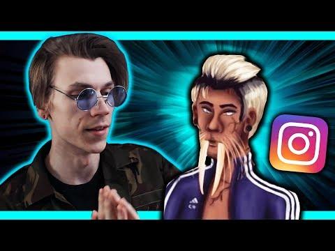 Youtuber Tries To Appreciate Fan Art