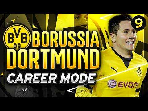FIFA 16 Dortmund Career Mode - HERRERA'S DEBUT! A NEW HERO!  - Season 1 Episode 9