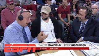 Jets and Giants hype earns Baker Mayfield new nickname   ESPN