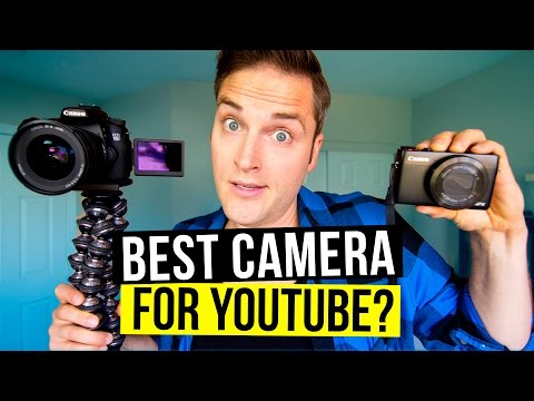 Best Camera For YouTube – Top 3 Video Camera Reviews