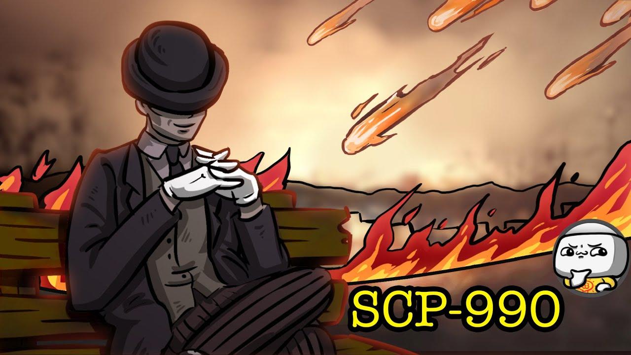 SCP-990 Dream Man (SCP Animation)