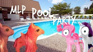 MLP POOL PARTY!!!