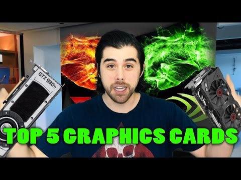 Top 5 Best Graphics Cards to Buy in Early 2016!