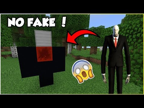 J'INVOQUE SLENDER DANS MINECRAFT ! A VOIR NO FAKE !! (Ps3/ps4/xbox360/xbox one/wii u/switch/mcpe)