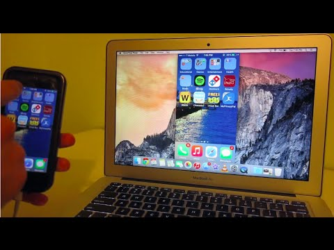 How to Record your iPhone or iPad Screen for free!