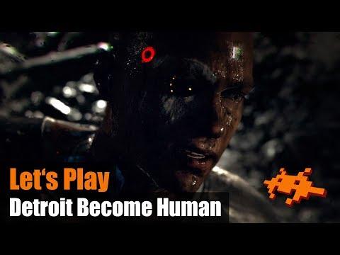 Detroit Become Human #07: Wiedergeburt [PS4 Pro]