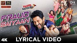 Fraud Saiyaan Title Track Lyrical Video | Arshad Warsi, Saurabh, Elli AvrRam | Shadab Faridi