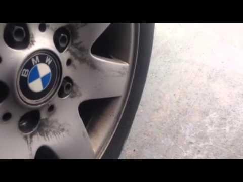 How to fix a Seized lug bolt for BMW