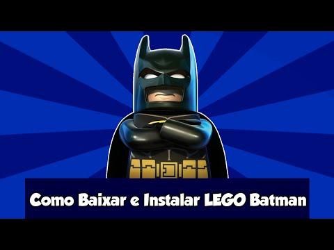 Como Baixar e Instalar LEGO Batman The Videogame Para PC
