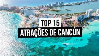 TOP 15 Atrações de Cancún - Melhores Atrações (+BÔNUS!)