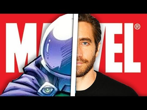 Why Jake Gyllenhaal Is Perfect for Spider-Man 2 Villain Mysterio