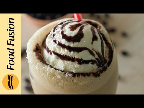 Cold Coffee Recipe By Food Fusion