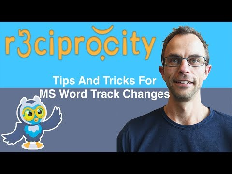 7 Tips and Tricks for Using MS Word Track Changes - Monday Writes