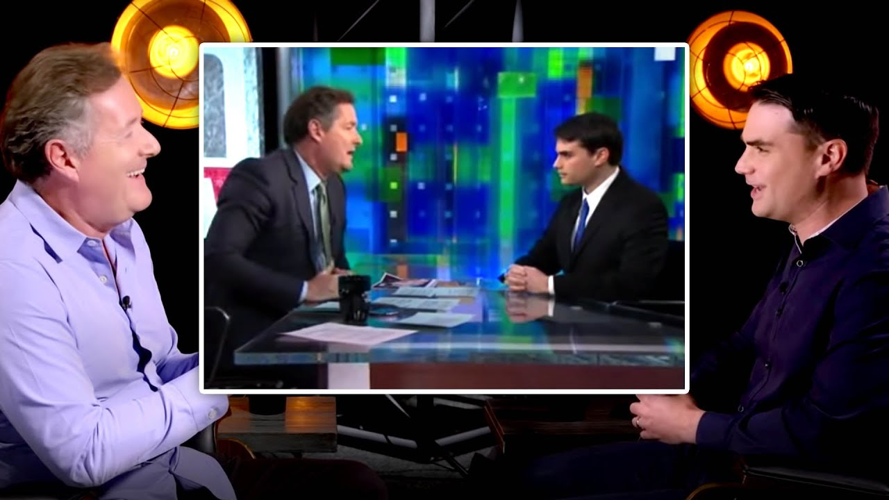 Ben Shapiro and Piers Morgan Revisit Their Viral Gun Control Debate