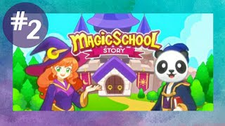 Magic School Story: We Need Some Bois - PART 2 - Extreme Acer