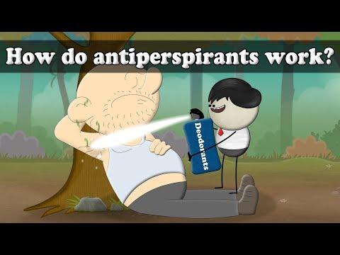 How do antiperspirants work? | It's AumSum Time