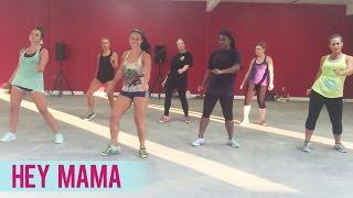 Download David Guetta - Hey Mama ft. Nicki Minaj, Bebe Rexha & Afrojack (Dance Fitness with Jessica)