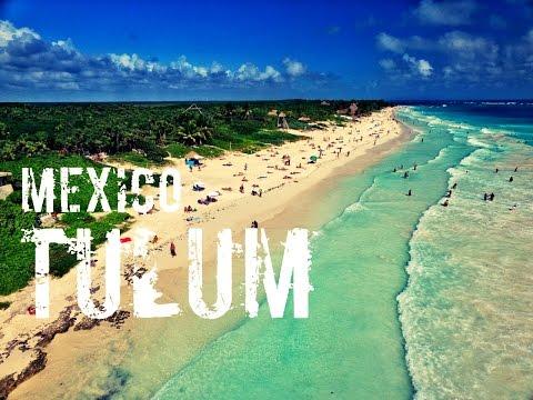 Tulum | Mexico - Belize Trip | Gopro & Phantom | Part2