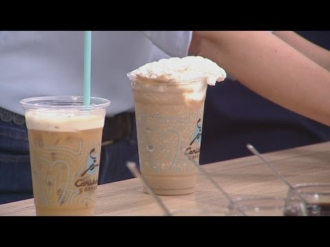 Caribou Coffee Celebrating 25 Years In Business