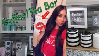 How To Set Up A Coffee Bar At Home Using Dollar Tree And Marshalls Items