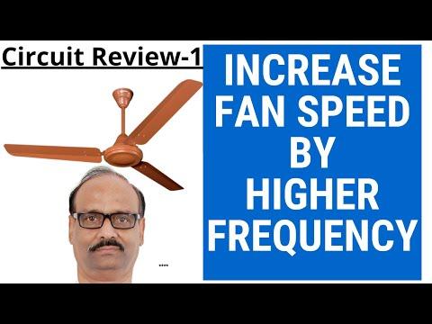 Inverter circuit design Part5  - Increasing frequency