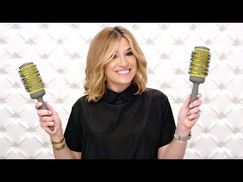 Drybar Pint Brushes: How to choose the right brush