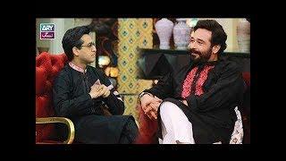 Iqrar ul Hassan,Waseem Badami,Amir Liaqat & Kamran Khan parody by Syed Shafaat