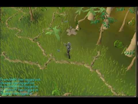 Runescape How to Catch a Blue Gecko!